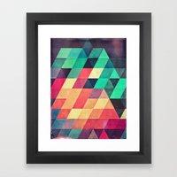 Jyxytyl Framed Art Print