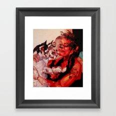 GEMINIS Framed Art Print