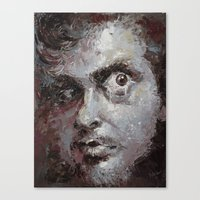 discontented el-terco Canvas Print