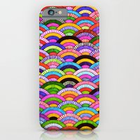 iPhone Cases featuring A Good Day by Fimbis