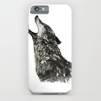 iPhone & iPod Case featuring The Wolf by Roma