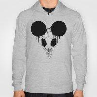 Mickey Mouse Skull Hoody