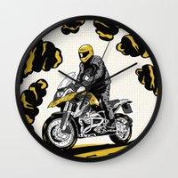 BMW 1200 GS Wall Clock