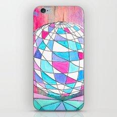 In Space. iPhone & iPod Skin