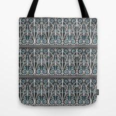 Cheong Fatt Tze Mansion Pattern (Penang) Tote Bag