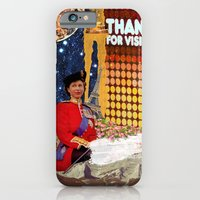 iPhone & iPod Case featuring Thanks by haydiroket
