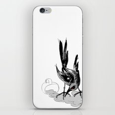 With a liking for coffee iPhone & iPod Skin