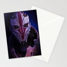 Mass Effect: Nyreen Kandros Stationery Cards