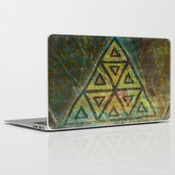 Windows In The Forest - … Laptop & iPad Skin