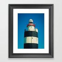 Hook Lighthouse, Co. Wex… Framed Art Print