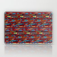 Manly cubes of color Laptop & iPad Skin