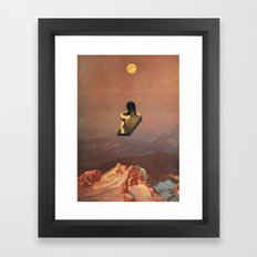 Everyday Is A New Start... Framed Art Print