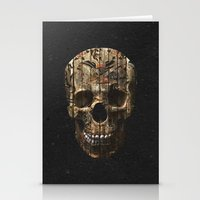 Vintage American Tattoo … Stationery Cards