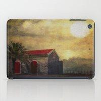 Madeira. Beach House iPad Case