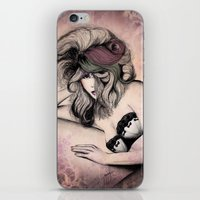Haute Mess Series iPhone & iPod Skin