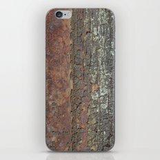 Salvage iPhone & iPod Skin