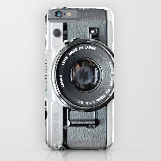 Vintage Camera Phone iPhone & iPod Case