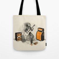 Unimaginable Symphonies Tote Bag