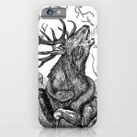 Low roar iPhone 6 Slim Case