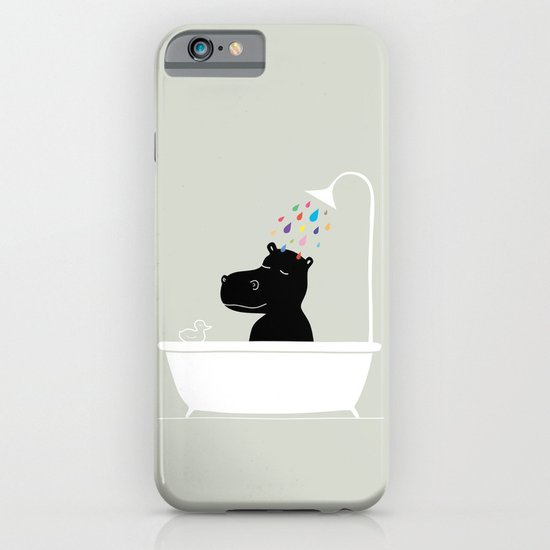 The Happy Shower iPhone & iPod Case