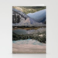 Mountains beyond mountains Stationery Cards