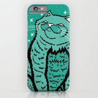 iPhone & iPod Case featuring Clarence by Jack Haughey
