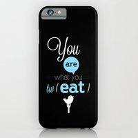 You are what you twEAT iPhone 6 Slim Case