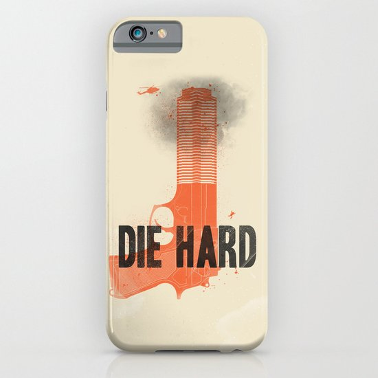 Die Hard iPhone & iPod Case