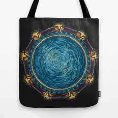Starry Gate Tote Bag