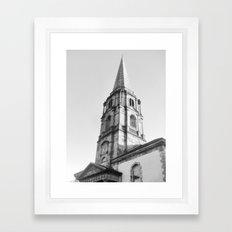 Christchurch Cathedral Framed Art Print