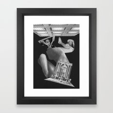 The Fifth Creation Framed Art Print