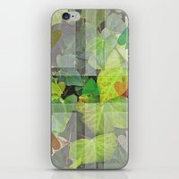hyedra wall iPhone & iPod Skin