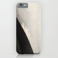 From white to black iPhone 6s Slim Case