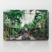 The Main Greenhouse iPad Case