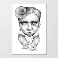 Ihatemoderns Canvas Print