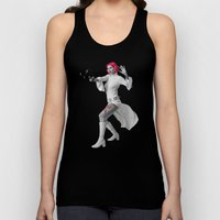 Princess Leia Strikes Ba… Unisex Tank Top