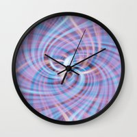 Vortec Wall Clock
