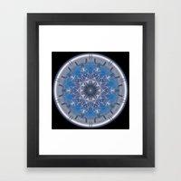 Blue Eye 1 Framed Art Print