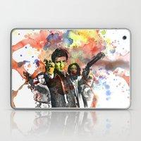 Fire Fly Portrait Laptop & iPad Skin