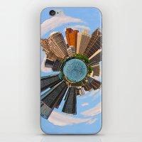 Detroit! Restore! Reconsider! iPhone & iPod Skin