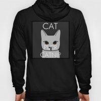 Cat Purr Catnip Hoody