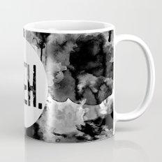 Meh. (B&W) Mug