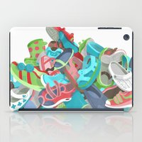 Tons Of Shoes iPad Case
