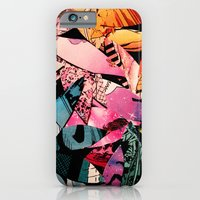 iPhone & iPod Case featuring pedals - 1 by Dominic Damien