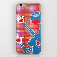 Four Buffets iPhone & iPod Skin