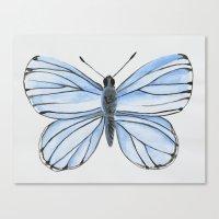 Spring Azure Canvas Print