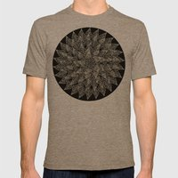 Leaf Mens Fitted Tee Tri-Coffee SMALL