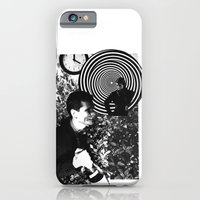 iPhone & iPod Case featuring Spiraling Hopes by Cryptohelix