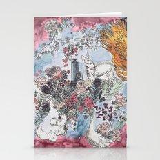 Pink Saturdays Stationery Cards