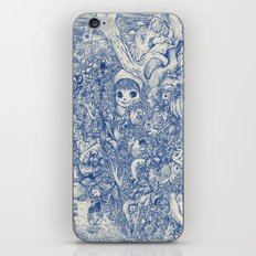Mind Dream is to Have Her Always iPhone & iPod Skin
